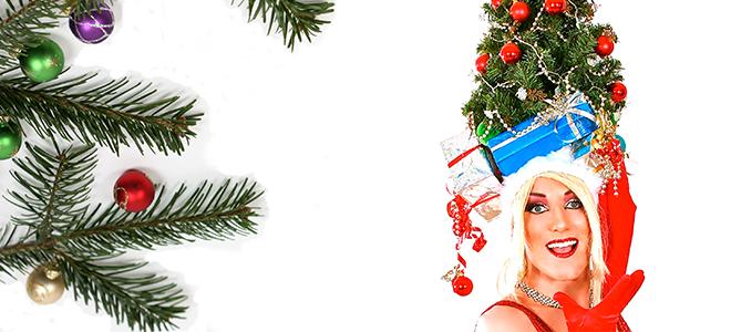 Julefrokost med Drama Queen på Hotel Vissenbjerg Storkro